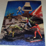 1994 GI Joe 30th Salute #30 30th salute action team  Trading card